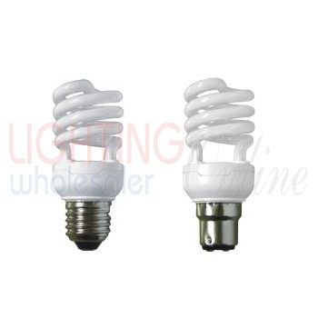Carton of 100 x Spiral Energy Efficient Lamp 20W