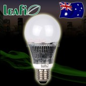 5 x LEAFI 10W E27 Base LED Energy Saving Globes Bulbs Lamps