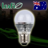 5 x LEAFI 5W E27 Base LED Energy Saving Globes Bulbs Lamps