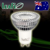 5 x LEAFI 5W GU10 LED Energy Saving Spotlight Down Light Globe