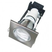 LUMMAX Square Energy Efficient Downlight Kit - 90mm Cutout