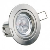 Carton of 50 x GU10 Energy Efficient Downlight - 70mm Cutout