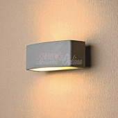 Carton of 12 x Outdoor Aluminium Up & Down Wall light