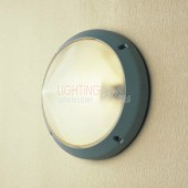Small Outdoor Round Aluminum Die-casting Bulkhead Light