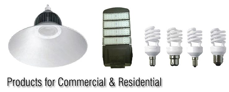 Products for commercial and residential