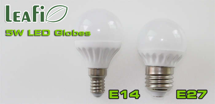 LEAFI 5W LED Bulbs