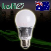 5 x LEAFI 7W E27 Base LED Energy Saving Globes Bulbs Lamps
