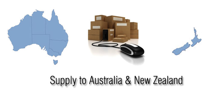 supply lighting products to Australia and New Zealand